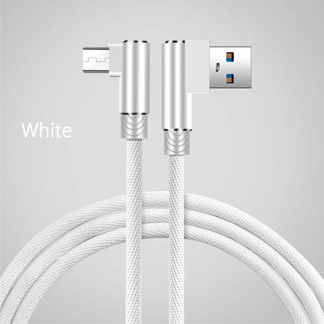 1M OEM New Micro USB Data Sync Cable Quick Charging Cable for Android Samsung