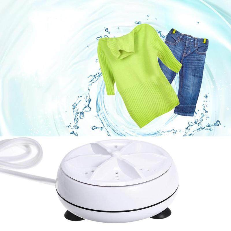Ultrasonic Turbo Launderette Mini business trip portable washing machine