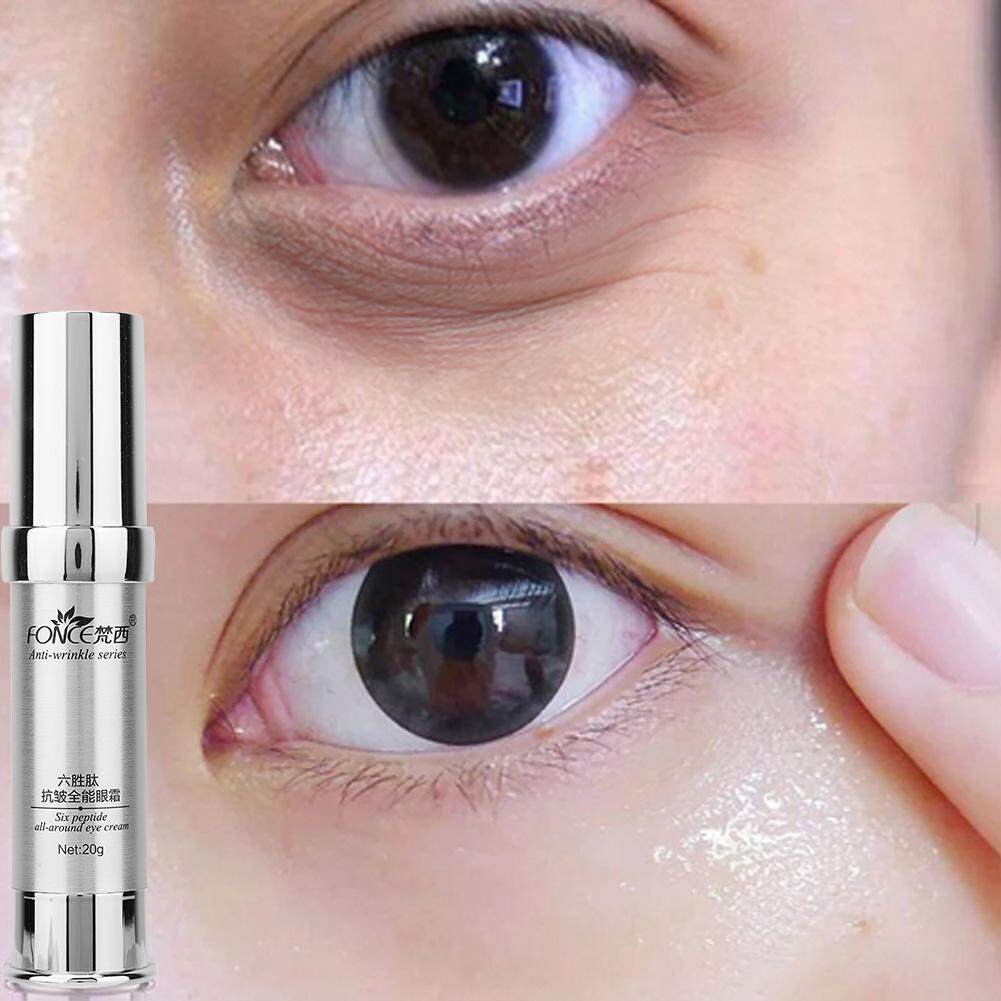 Hexapeptide Kem mắt làm săn chắc dưỡng ẩm xóa bỏ quầng thâm Mắt Tinh Chất Dưỡng Mắt chính hãng