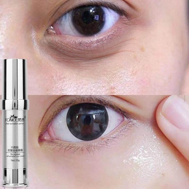 Hexapeptide Kem mắt làm săn chắc dưỡng ẩm xóa bỏ quầng thâm Mắt Tinh Chất Dưỡng Mắt