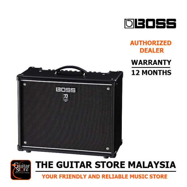 Boss Katana 100-Watts MKII Combo Electric Guitar Amplifier (MK 2) Malaysia