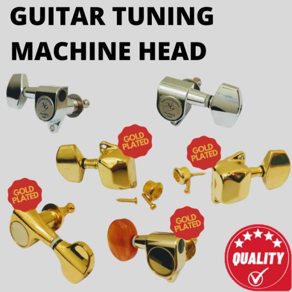724 ROCKS Guitar Tuning Machine Head Malaysia