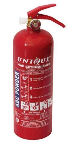 (Unique) 2kg Conventional Fire Extinguisher