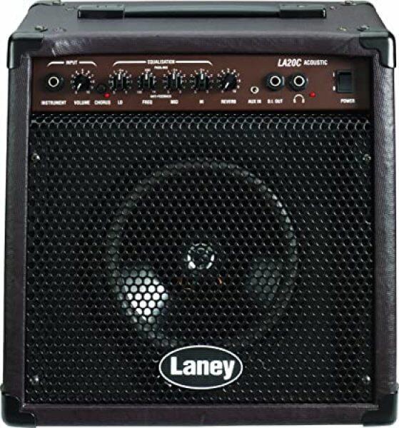 LANEY ACOUSTIC AMP W/CHORUS LA20C Malaysia