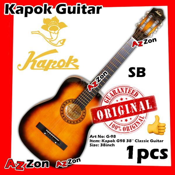 【Pre-Order】G98 Kapok Classic Acoustic Guitars #Kapok #G98 #Genuine Malaysia