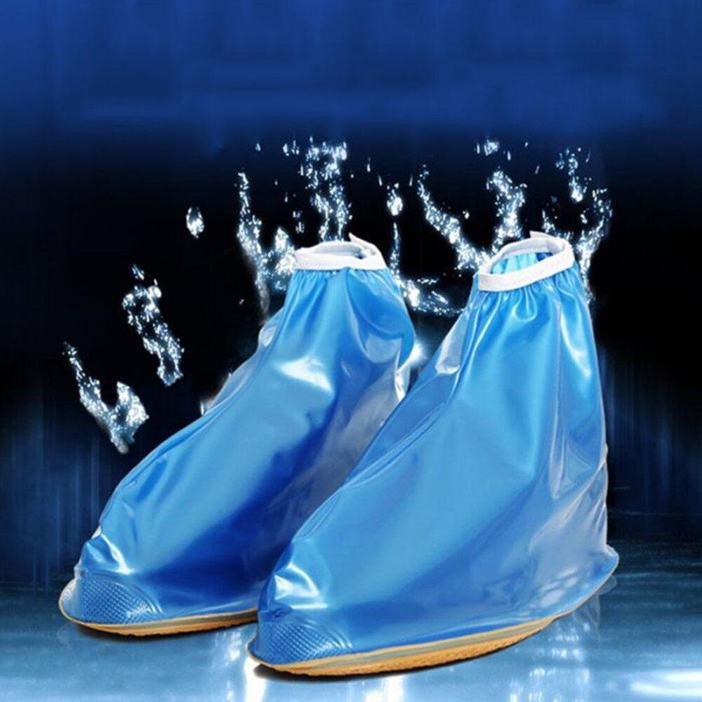 Giá bán Giày Nam Tái Sử Dụng Bao Gồm Giày Đế Bằng Không Thấm Nước Giày Đi Mưa Thiết Bị Chống Trượt Tsgg