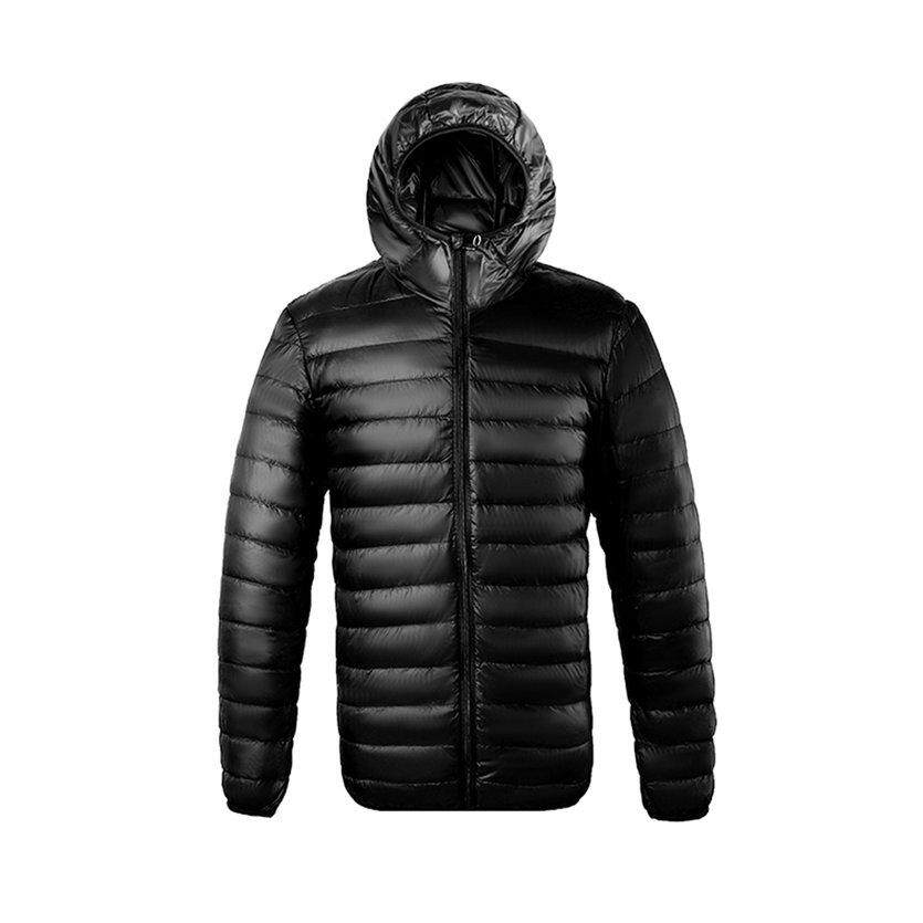 Lights & Lighting High Quality Men Fashion 90% White Duck Down Jacket 2018 Winter Casual Down Coats Jackets Parkas Men Sportswear Clothing Various Styles