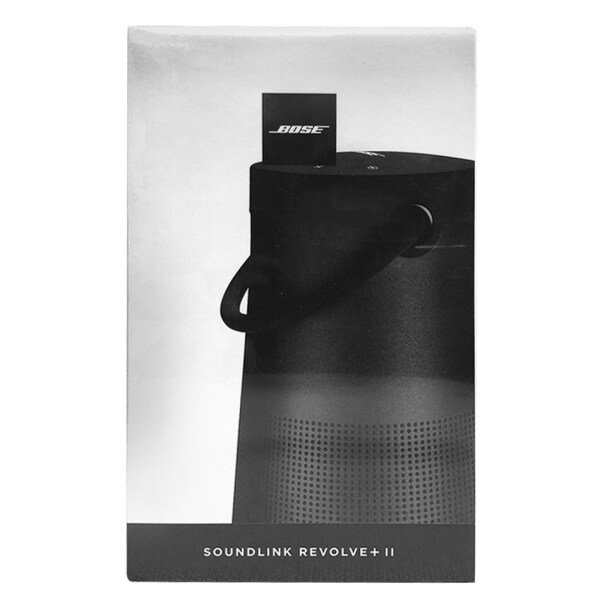 Bose SoundLink Revolve+ (Series II) Bluetooth Water-Resistant Speaker - Portable Wireless 360 Sound Supremo Singapore