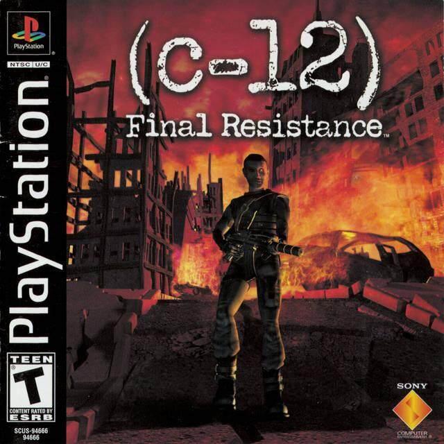 PS1 C 12 Final Resistance