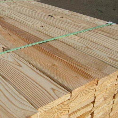 New Pine Wood Southern Yellow (1pce) 38 x 285 x 1220mm