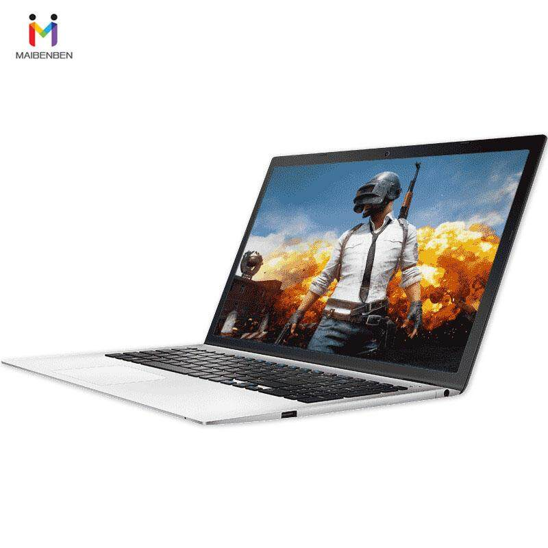 MAIBENBEN XIAOMAI 5 PRO Ultra-slim Office Laptop 15.6/4415U/8G/PCI-E 256G/MX150 Full blood version/DOS/Silver Malaysia