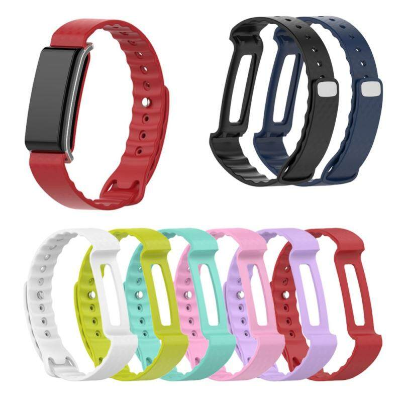 Soft Silicone Strap Replacement Wristwatch Band Abrasion Proof/Reliable Watch Strap For Huawei Honor A2 Smart Watch Malaysia