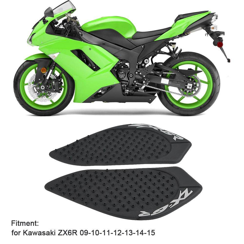 Motorcycle Gas Tank Side Fuel Grip Pad Protector And