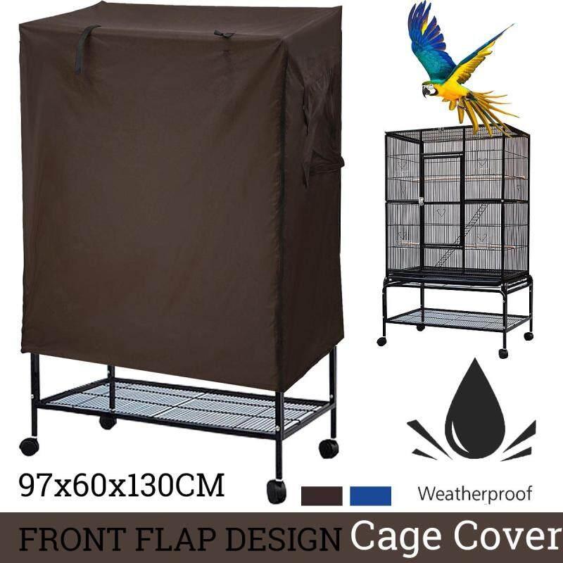 Loài Chim lớn Vẹt Lồng Aviary BAO CHỐNG NƯỚC CHỈ, 97 CM X 60 CM X 130 CMTALL