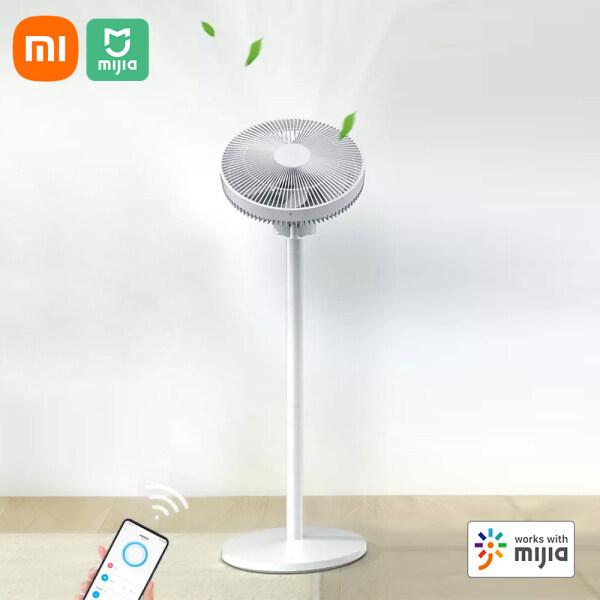 Quạt Đứng Xiaomi Mijia DC Mới 2021 Quạt Đứng Quạt Thông Minh Để Bàn/Sàn Yên Tĩnh Nghiêng 90 ° Tốc Độ 100/140 °, Hỗ Trợ Điều Khiển Từ Xa Mi Home 220V (Phiên Bản E)
