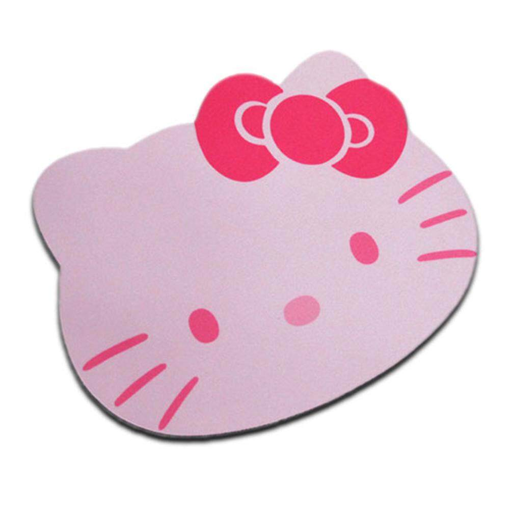 HXM Hello Kitty Mouse Pad For Computer PC Laptop Rubber Mat Malaysia