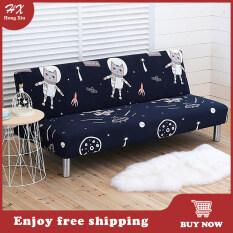 Bọc Giường Sofa Không Tay Co Giãn Thích Hợp Cho 160-190 Cm