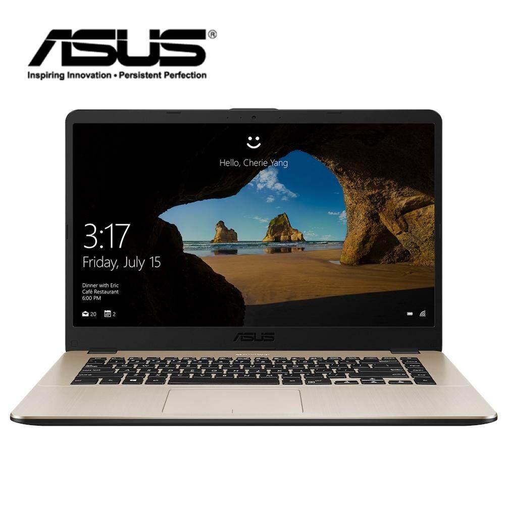 Asus Vivobook X505Z-ABR488T 15.6 Laptop Gold ( R3-2200U, 4GB, 1TB, Vega 3, W10 ) Malaysia
