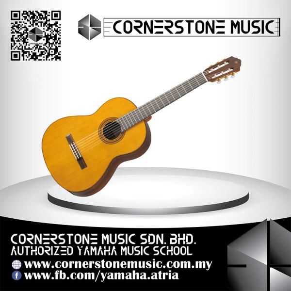 Yamaha Full Size Classical Guitar CG182C ( CG 182 C / CG182 C / CG 182C ) - N / Natural - Cornerstone Music Malaysia