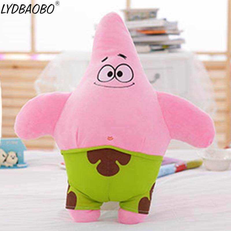 1pcs 80cm Big Plush Spongebob Giant Large Stuffed Cartoon Soft Toy Doll Gifts