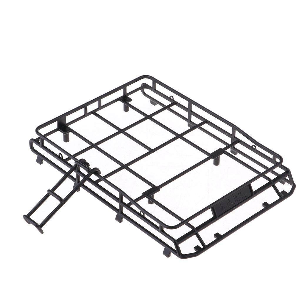 Bolehdeals Atap Plastik Rak Barang Bawaan untuk MN90 D90 Mobil Kendali Jarak Jauh 1/12 RC Pickup Perlengkapan Hasil Karya Sendiri