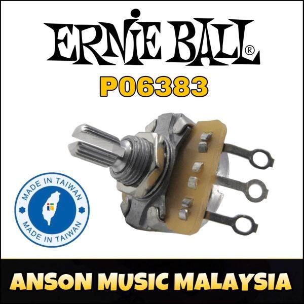 Ernie Ball 6383 250K Split Shaft Potentiometer (P06383) Malaysia