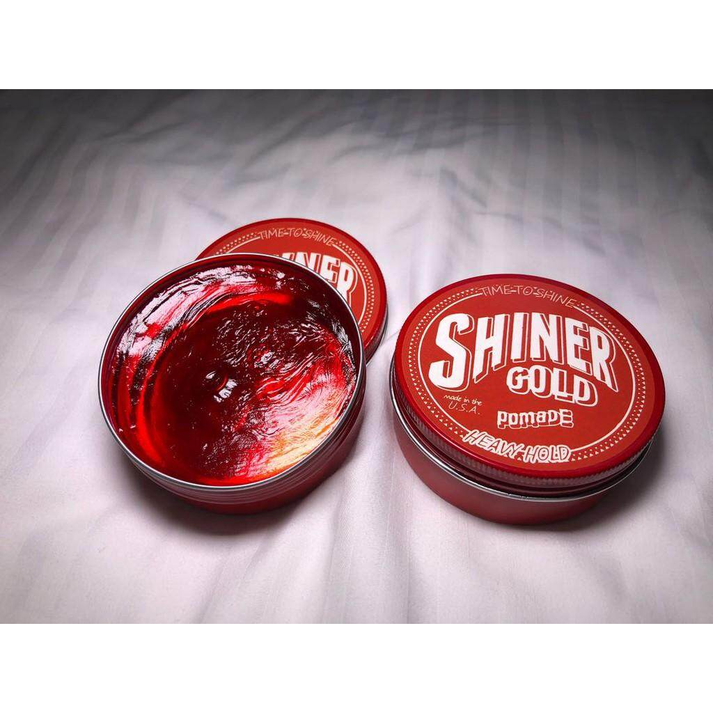 SHINER GOLD POMADE USA HOT HAIR GEL READY STOCK AND BEST PRICE STRAWBERRY Malaysia