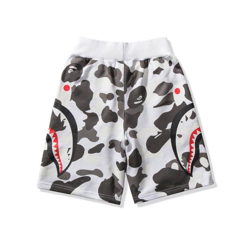 Men Shorts 2019 Summer New Beach Pants Teen Camouflage Casual Shorts Clothing
