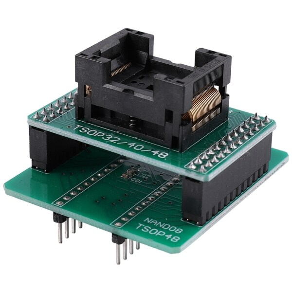 Bảng giá Andk Tsop48 Nand Adapter Only For Xgecu Minipro Tl866Ii Plus Programmer For Nand Flash Chips Tsop48 Adapter Socket Phong Vũ
