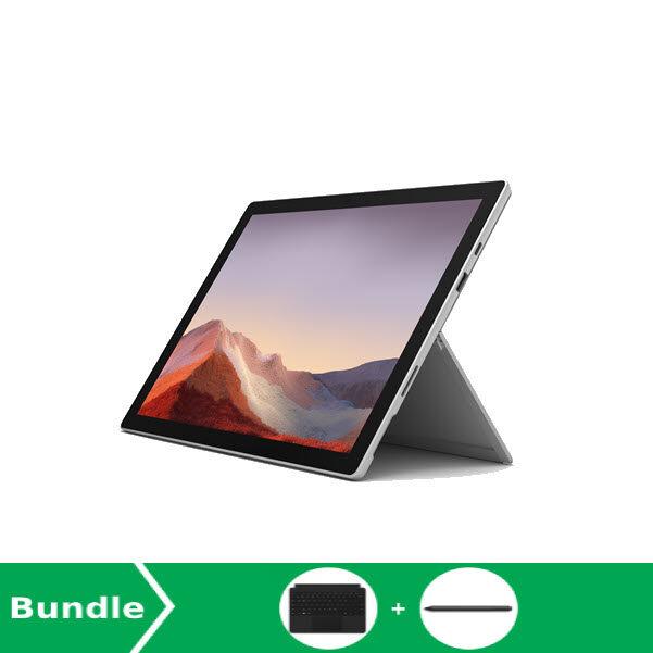 [Bundle Deal] Microsoft Surface Pro 7 i5 8GB RAM 256GB Platinum + Type Cover + Pen Malaysia