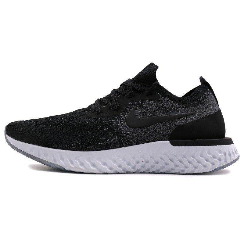 best cheap 511b9 db41f Original 2018 NIKE EPIC REACT FLYKNIT Men s Running Shoes Outdoor Stability  Lace-up Sports Designer