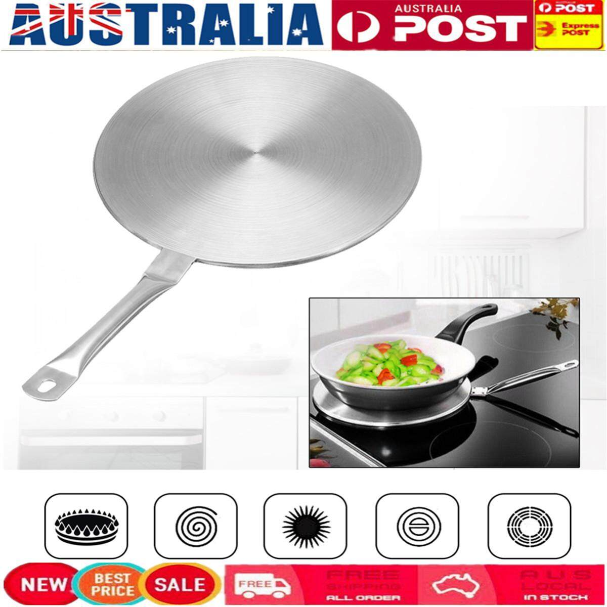 Bảng giá 22cm Diameter Stainless Steel Induction Cooktop Converter Disk Plate Cookware Điện máy Pico