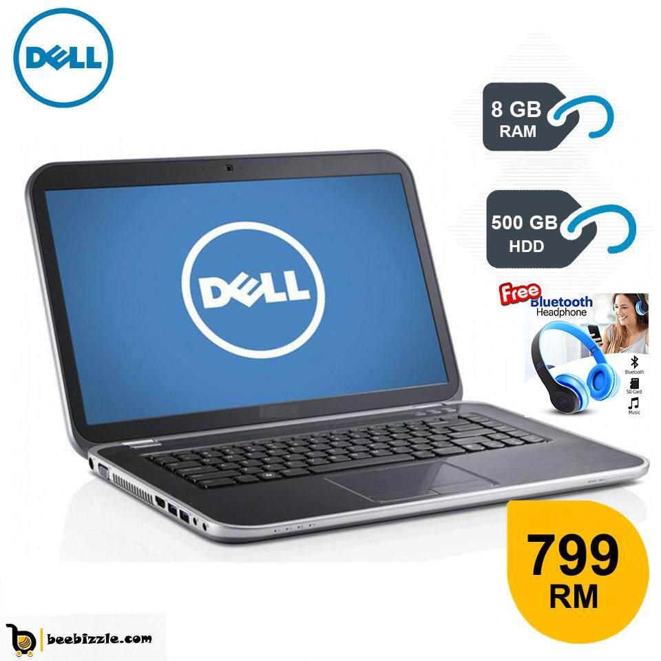 DELL LATITUDE 6420 LAPTOP, i5 PROCESSOR,8GB RAM,500 GB HDD,WEBCAM, Malaysia