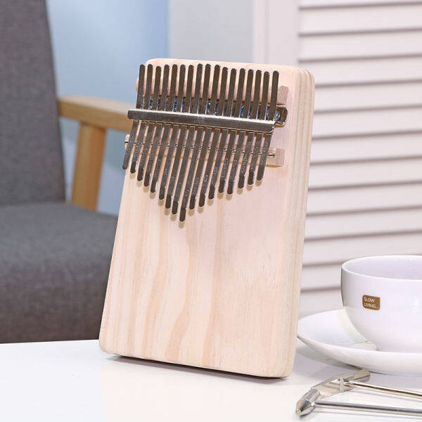 Kalimba 17 Key Thumb Piano Acoustic Finger Piano Kalinba Music Instrument Birthday gift present / K17M Mahogany Solid Wood with Carry / Thumb Finger Piano kalimba Finger Piano 17-tone Beginners Mini Finger Piano Portable Kalimba Instrument Malaysia