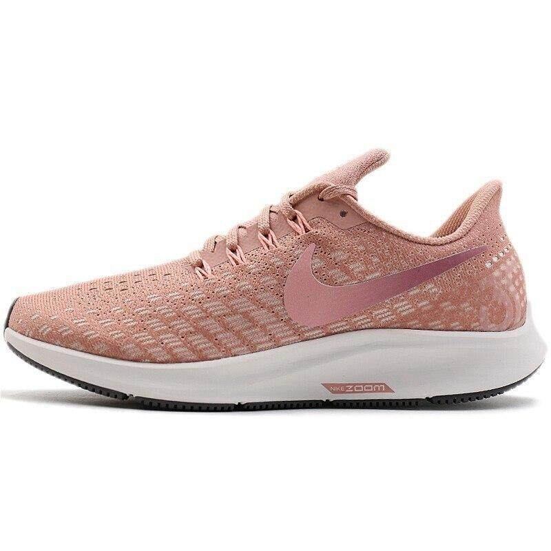 99dac6ebea Original 2018 NIKE_Air Zoom 35 Pegasus Women's Running Shoes Sneakers  Lace-up Wear Resistant Walkin