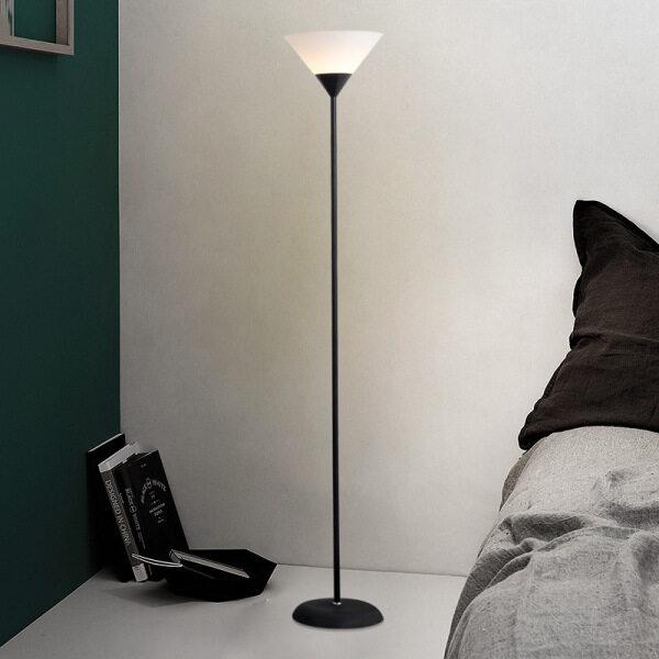 LIANXIA floor lamp Simple floor lamp contains light bulbs for living room bedroom study area