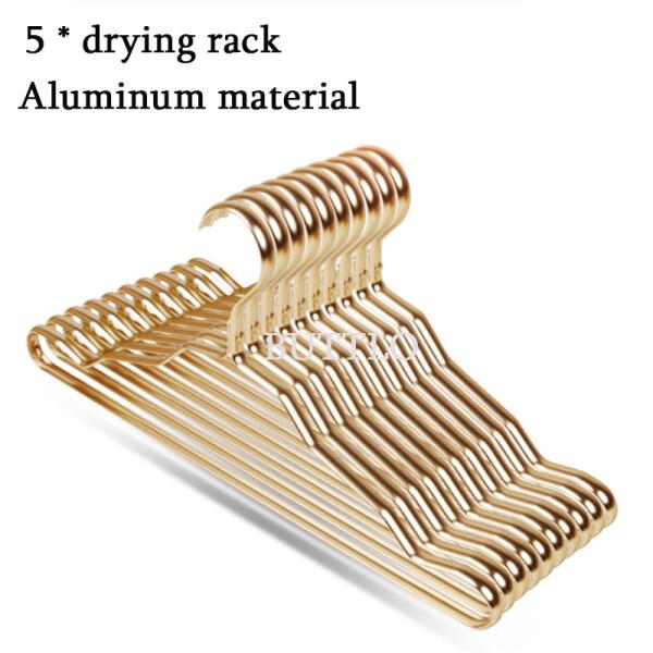 Nordic Style Bedroom Hanger Floor Dormitory Coat Rack Clothes Rack Horizontal Bar Home Simple Drying Rack