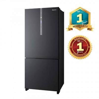 Panasonic Refrigerator NR-BX418GK (407L) ECONAVI Inverter Fridge