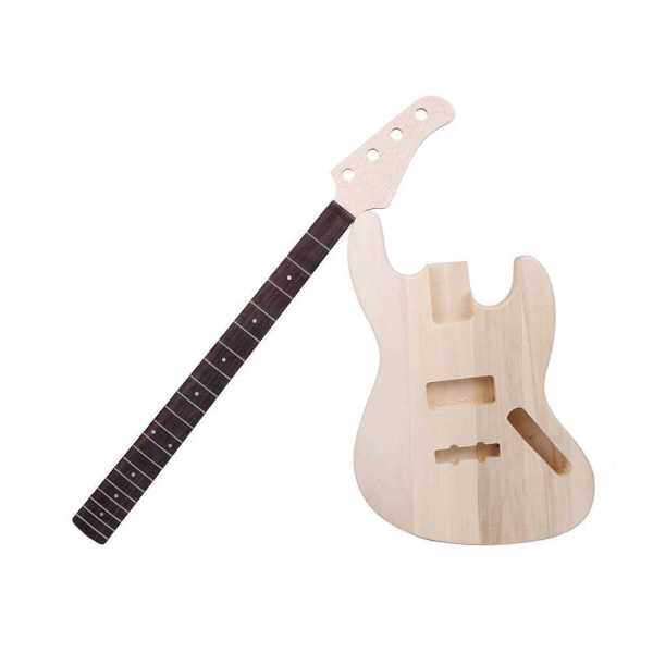 JAZZ Bass Style 4-String Electric Bass DIY Kit Malaysia