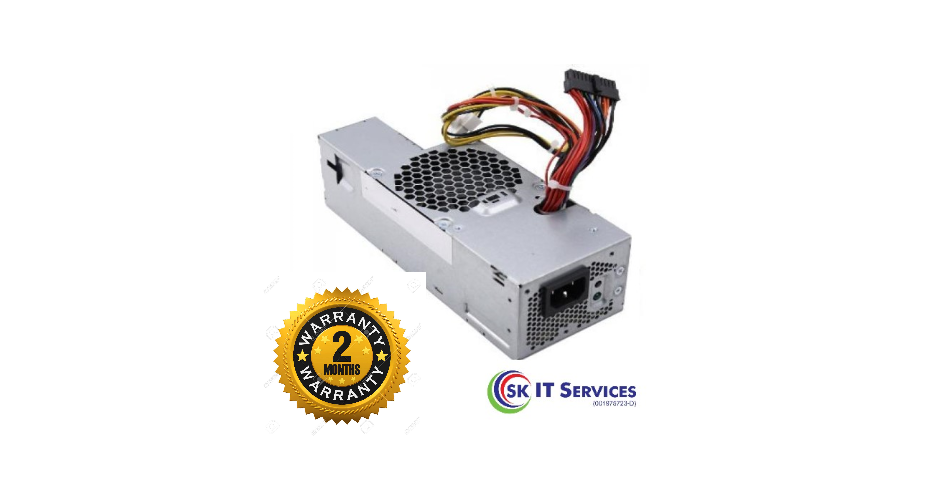 Systems Model Numbers: F235E-00 RM112 FR610 67T67 R224M L235P-01 SFF H235E-00 WU136 DELL 235w Power Supply For Optiplex 760 PW116 780 and 960 Small Form Factor H235P-00
