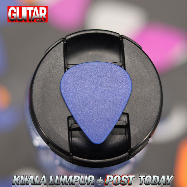 【Post Today】 Acoustic Picks Plectrum Matte ABS picks Electric Smooth Guitar Pick Accessories 0.5mm 0.75mm 1.0mm Malaysia