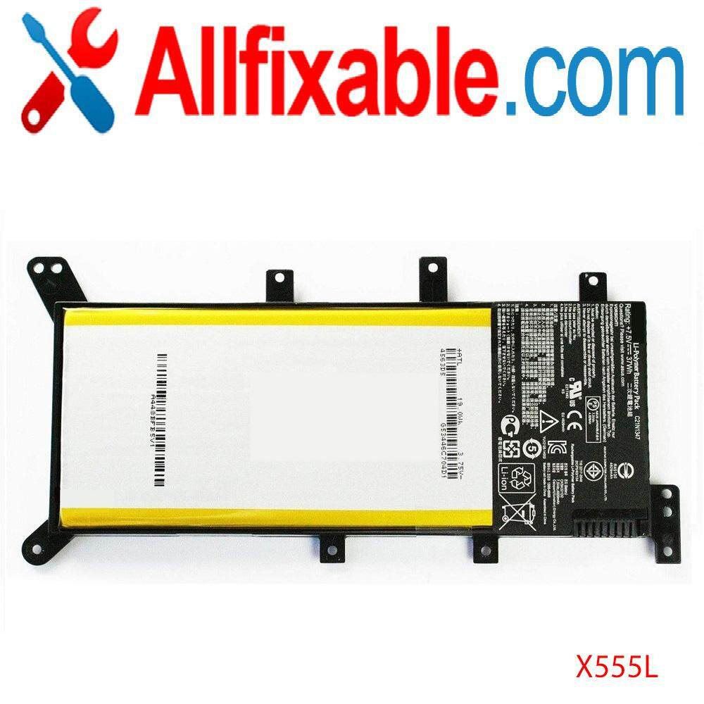 Asus   A555LJ  A555LP  X555  Series  Laptop Compatible Battery Malaysia