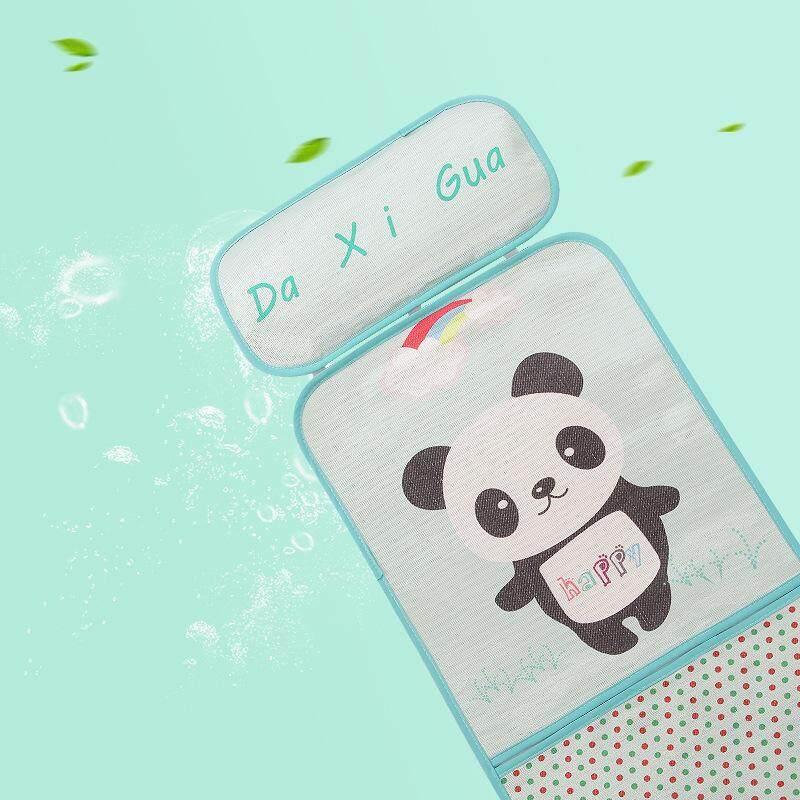 Bayi Lapik Troli Anak-Anak Es Sutra Bantal Musim Panas Dapat Mesin Cuci Lipat Keamanan Kursi Bb Kursi Makan Umum By Zuojie.