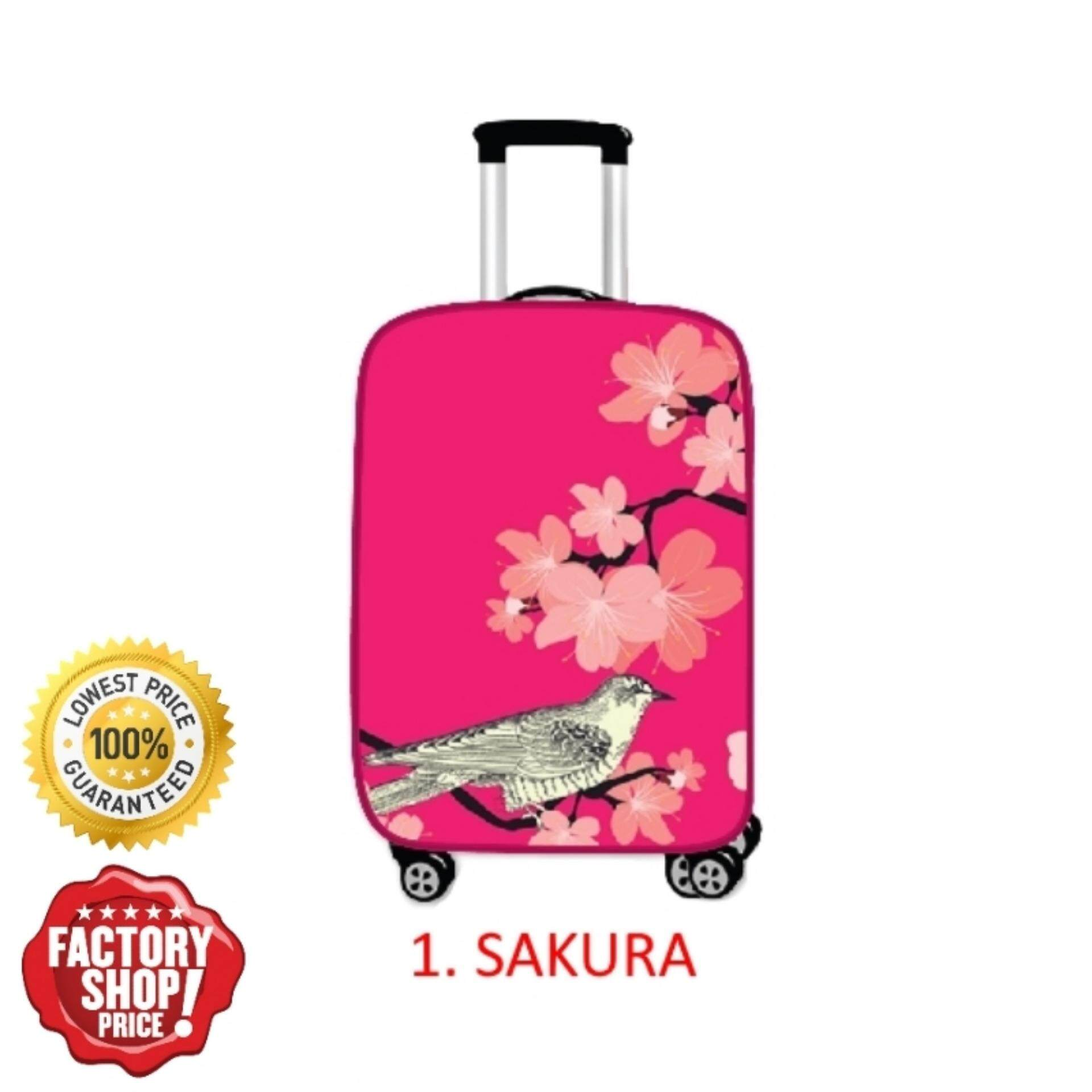 Luggage Cover Luggage Protector Suitcase Protective Covers for Trolley Case