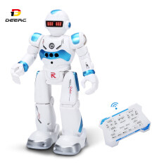 Đồ Chơi Robot Nhảy Múa DEERC 99888-3 RC Cho Trẻ Em, Đồ Chơi Robot Điện Tử Có Thể Lập Trình Điều Khiển Từ Xa, Có Đèn Nhấp Nháy, Quà Giáng Sinh Robot Thông Minh & Thông Minh Cho Bé Trai Bé Gái
