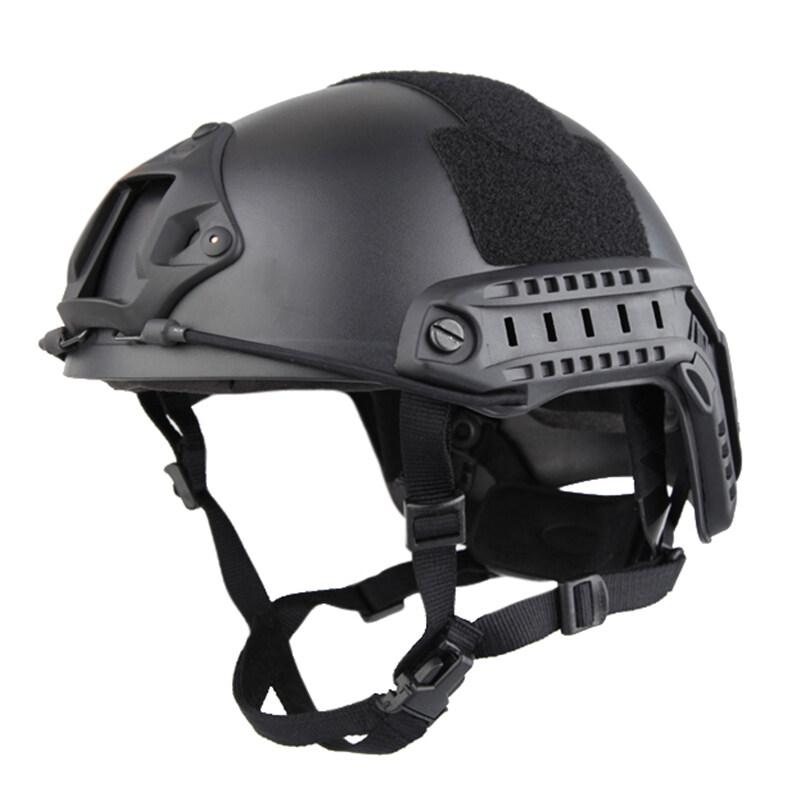 IDOGEAR EMERSON FAST หมวกกันน็อกหมวกกันน็อกประเภท MH หมวกกันน็อคลายพรางป้องกันหมวกกันน็อคแบบปรับได้ฐาน 5658 Multicam