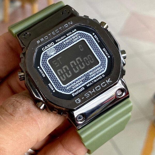Casio G -Digital G Shock_Black Green Double Strap Malaysia
