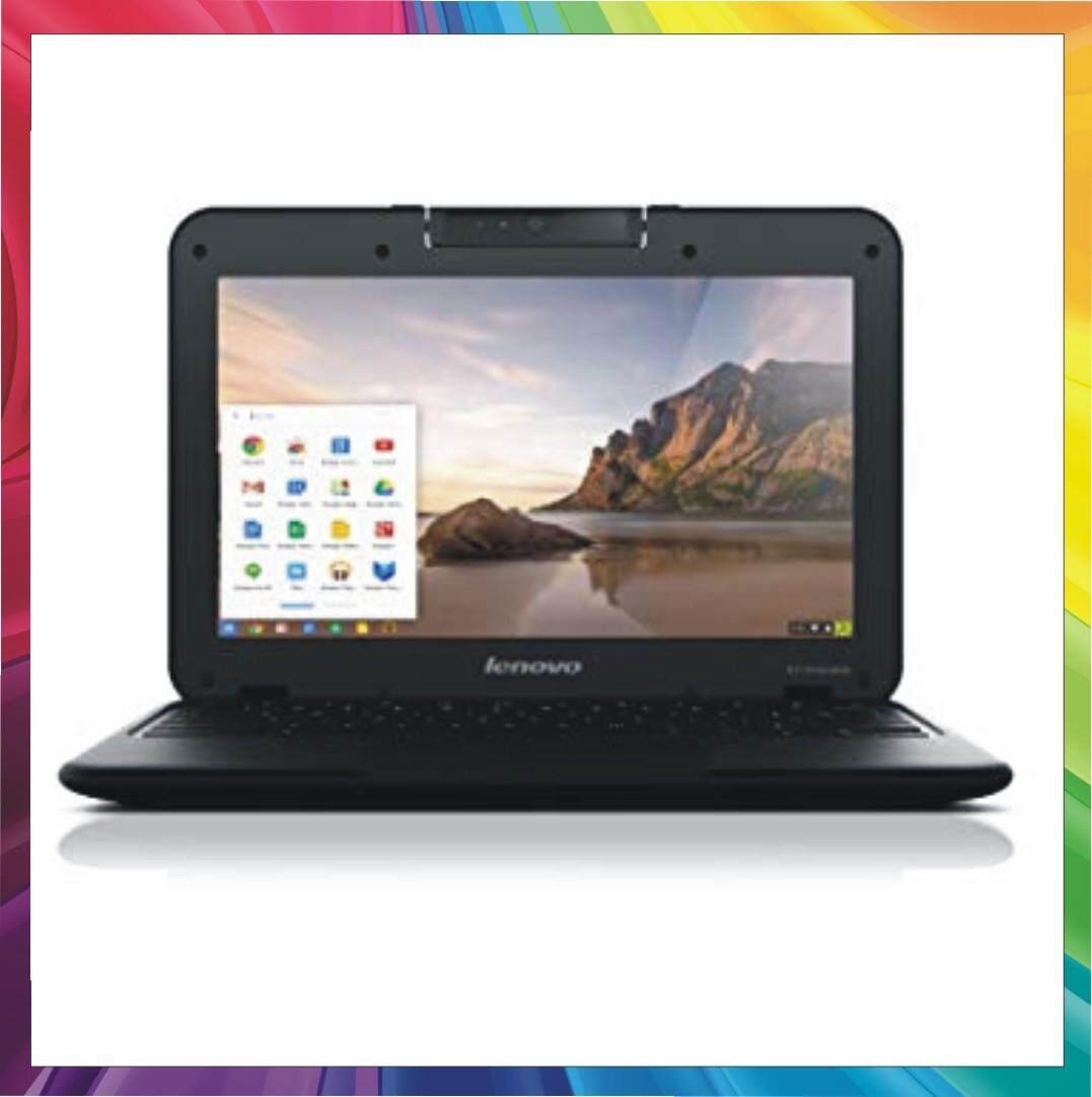 Lenovo N21 Chromebook 4GB DDR3 ,16GB , HDMI USB 3.0(Refurbished) Malaysia