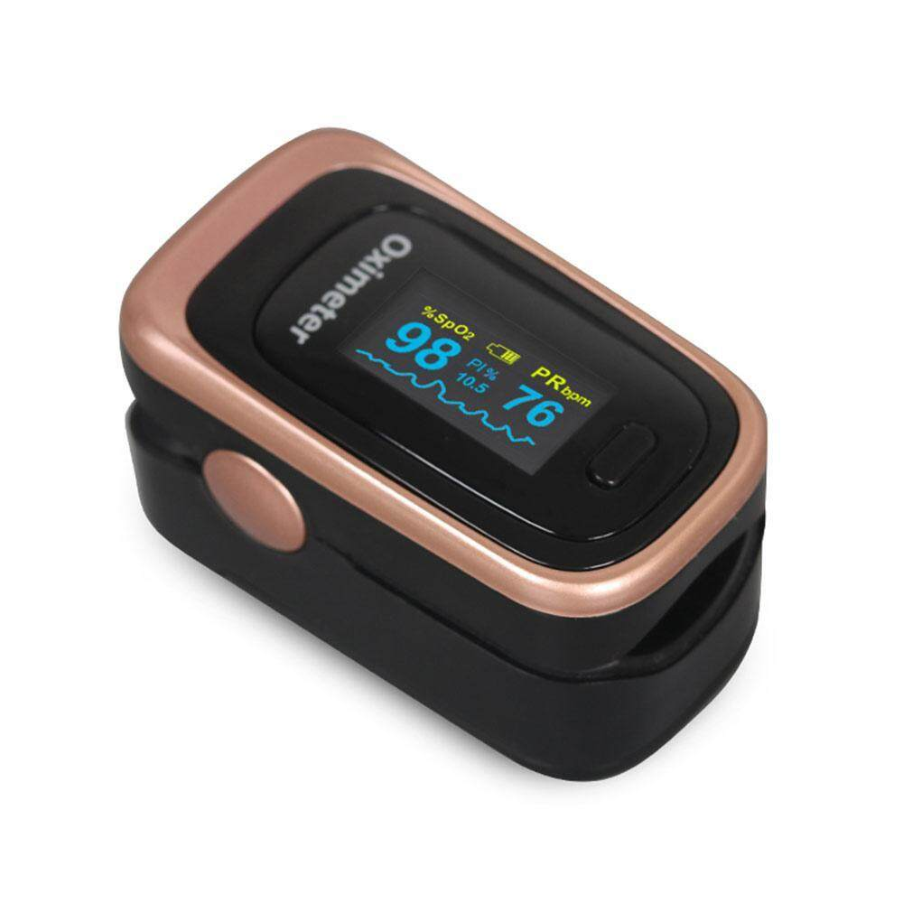 Goodgreat Oxygen Monitor Finger, Pulse Oximeter, Blood Oxygen Saturation With Oled Display, Lanyard For Children And Adults, Fda/ce Certification By Good&great.