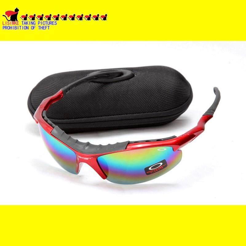 Giảm Giá Khi Mua cho Oakley_OK_sunglasses Thời Trang Thể Thao Leo Núi Ngoài Trời Đi Xe Đạp Kính Kính Mát 02 Thể Thao Kết Hợp Kính Mát X123
